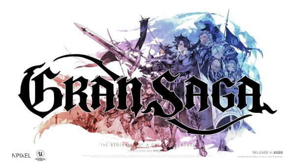 《七骑士》原班人马打造MMO新作《GRAN SAGA》